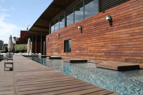 hartholz terrasse. Black Bedroom Furniture Sets. Home Design Ideas